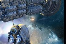 space ship design pr.