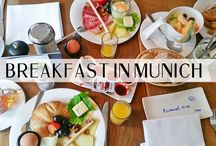 | Breakfast in Munich | / Find the best places for a lovely breakfast in Munich on munichinside.de  / by Munich Inside