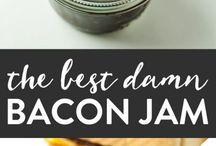 Savouring jam