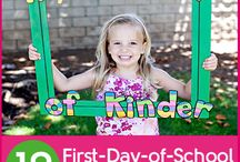 first day pictures / by Jennifer Leadmon