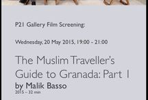 The Muslim Traveller's Guide to Granada: Part 1 / Film screening followed by Q&A