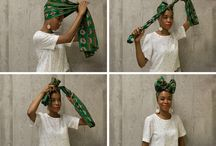 creativity head wraps
