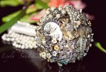 Брошь букет, broochbouquet, wedding bouquet / Wedding Bouquet, брошь-букет, букет невесты, подарок, broochbouquet