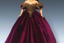 Amazing Dolls_Barbie Makeovers / Beautiful costumes as well as repaints and hair redos for our favorite model. Also included are other misc. other fashion dolls. / by Loretta Cannon Proctor