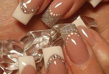 french manicure 70 ideas