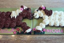 Cakes and cupcakes / by Kaslyn Taylor