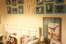 My new home with chalky paint! love this