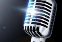 Microphones / by Melinda