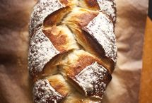 Artisan Ideas / Rustic bread recipes to make you smile, and your taste buds dance.