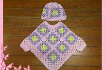 Bebê / Roupas, toucas, sapatinhos para bebê