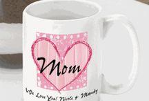 SHOP CUSTOM MUGS FOR MOM