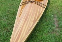 fabrication kayak bois