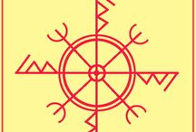 Magic of the runes. Talismans and amulets