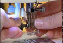 Singer / Uso y disfrute de la máquina de coser