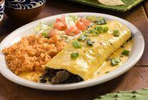 Burritos / Salty Iguana finest ingredients wrapped in soft tortillas!