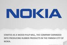 Nokia Phones / Nokia Phones / by Tim Gorree