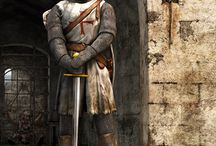 Knights/Medieval / Knights and Medieval