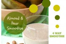 Green Smoothies / by Jeanette Stein