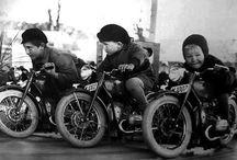 enfants motos