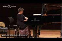 ベートーベンのピアノはクリアに弾いて