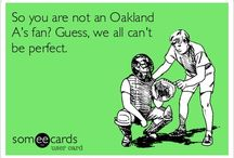 Let's go Oakland! / by Sara McLeod