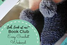 The Bobble and Knit! Book Club