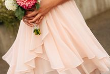 Pink weddings / Everything to inspire a pink wedding theme