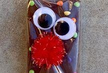 Christmas treats for children