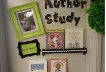 Author's week