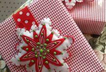 Christmas Wrapping and Tags
