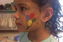 Face Painting Event / Face Painting Day was success! It rivaled Superhero and Princess Day! Can't wait for next year!