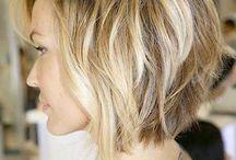 Kısa saç short hair