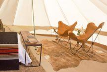 tents yurts and glamping