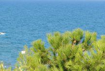 Italy, Abruzzo, Giulianova / Abruzzo: land of national park