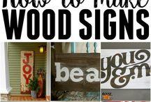 Sign Ideas