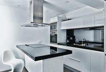 Small Modern White Kitchen Ideas