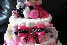 nappy packs cakes