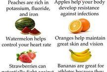 Nutrição / Alimentos saudáveis, benefícios para a saúde