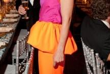Hot Pink & Orange / by Alexandra D. Foster