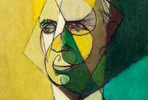 Art: Self-Portraits / by Royce M. Becker