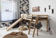 Oliver's bedroom
