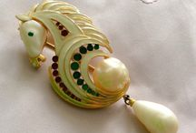 Vintage Jewelry / by Mary Tipping