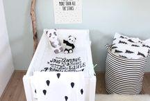 Boys stuff / It started with ideas during my - so welcome - pregnancy; now it's about ideas for my boys room