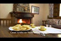 Alojamientos Casas rurales Yeste / Casas Rurales Batan Rio Tus está compuesto por un conjunto de 14 casas rurales, de piedra, y un apartamento. Más información en batanriotus.com