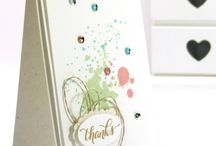 Stampin' Stuff-Easy Cards / by MaryAnn Hilleary