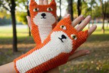manoplas y guantes