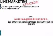 Online Marketing Strategie / Ich bringe Kontrolle, Kontrast und Klarheit in ihren Online Auftritt. Mein Ziel ist es, dass sie der Treiber der digitalen Transformation ihres Unternehmens werden