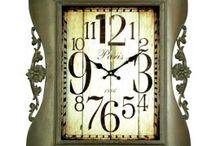 Tick Tock! / Our Gorgeous Clock Ranges