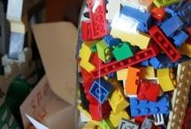 la fête: lego party / by Arielle Farhner