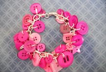 A Hot Pink Passion / Magnificent hot pink finds from Folksy.